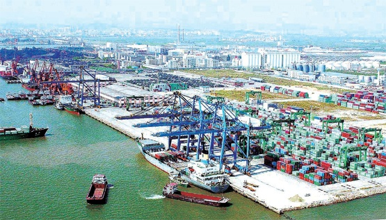 Cargo Throughput of Chinese Ports Increased by 4.3% in 2020