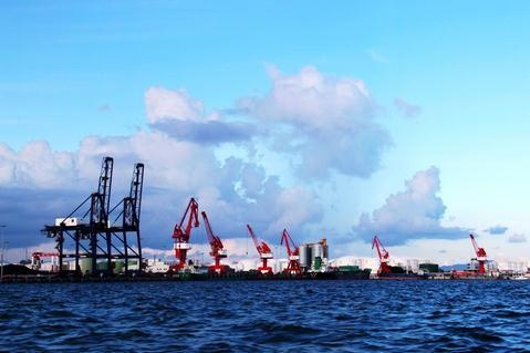 Port construction fee would be cancelled!