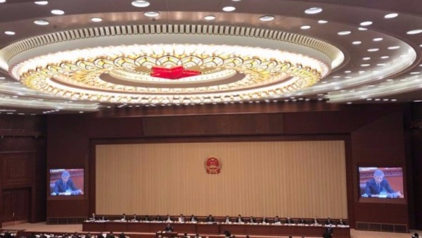 Top Legislative Authority Deliberated the Changjiang River Protection Law (Draft) for the First Time